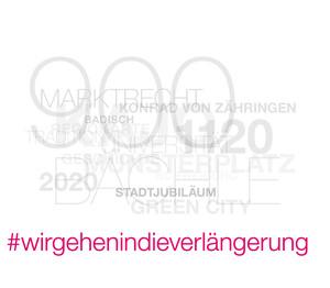 DesignContest FREIBURG WIRD 900 JAHRE JUNG