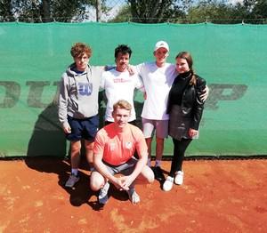 Tennis: Herrenteam ausgeschieden