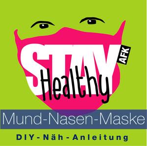 Hier findest Du die DIY-Näh-Anleitung für Deine Mund-Nasen-Maske.