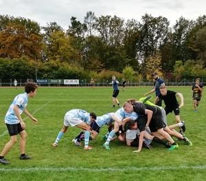Am 12.10.19 hatte der Rugby Club Stuttgart zum Turnier geladen